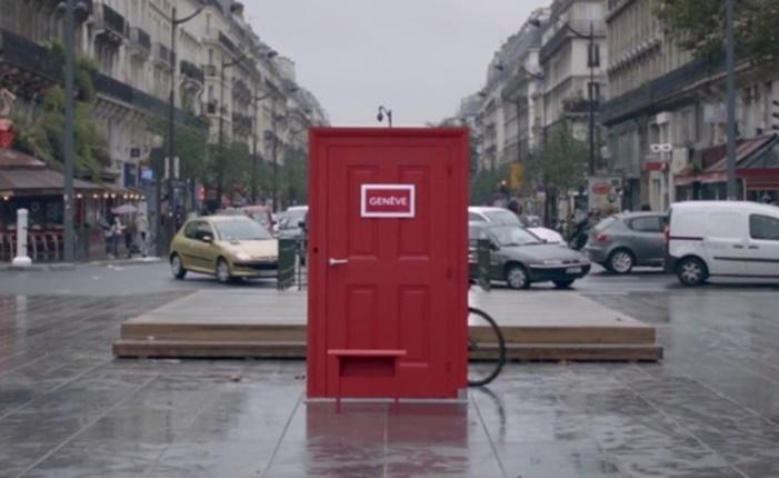 Innovative ideas: Europe's door กับการหนีไปให้ไกลบ้าน