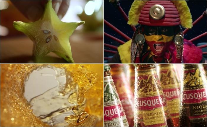 """Good made better"" โฆษณาที่เต็มเปี่ยมไปด้วยจิตวิญญาณแห่งความภาคภูมิของชาวเปรู โดย Cusqueña beer"