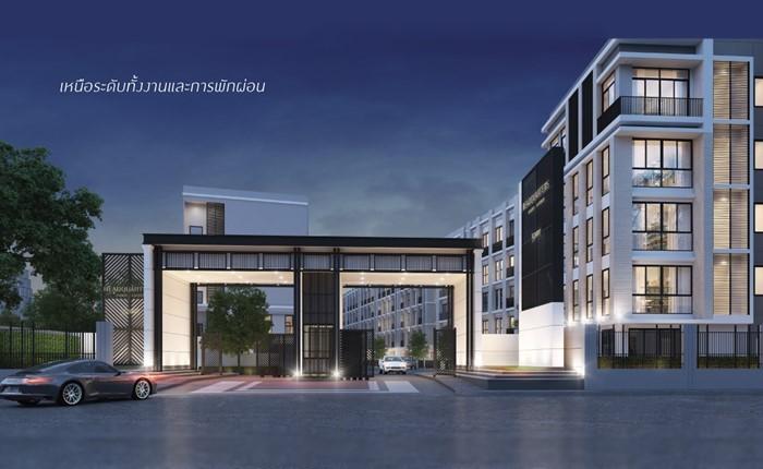 SC เปิดตัวแบรนด์ใหม่ Headquarters เอกมัย-ลาดพร้าว Biz Villa หรู ลงตัวทั้งการทำงานและการพักผ่อน
