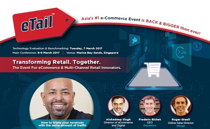 กลับมาอีกครั้ง!! กับงาน e Tail Asia 2017 งานสัมนาที่เหล่าผู้ประกอบการ E – Commerce ควรไป