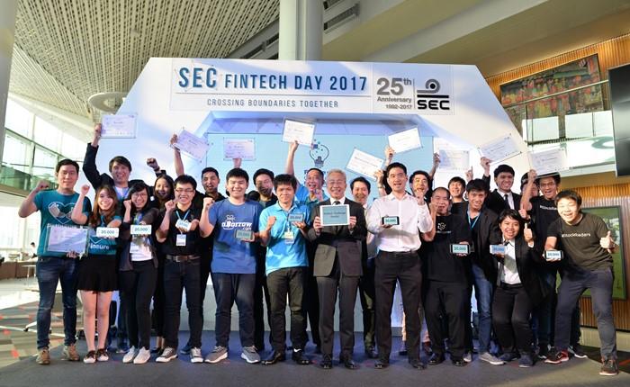 """10 แนวคิด FinTech สดใหม่จาก FinTech Challenge เพื่อก้าวสู่ยุค """"Democratization of Financial service"""" ของตลาดทุนไทย"""