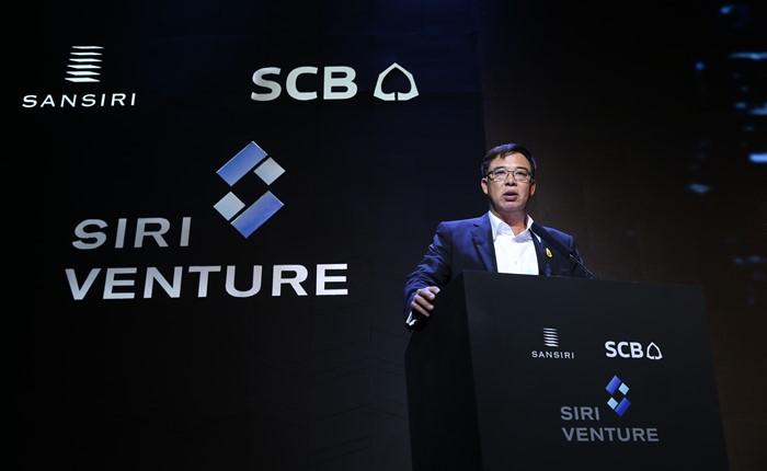 """แสนสิริ เปิดตัว Property Technology เต็มรูปแบบ รายแรกของไทย พร้อมดึงไทยพาณิชย์เสริมแกร่งผ่าน """"สิริ เวนเจอร์"""" ทุนจดทะเบียน 100 ล้านบาท"""