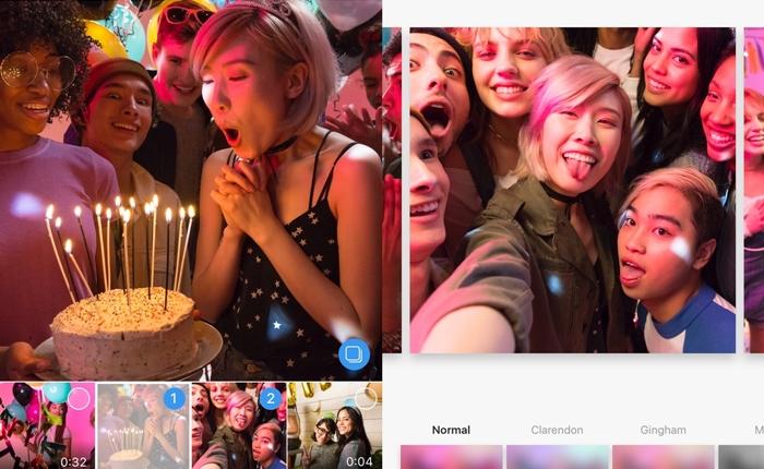 Instagram เปิดให้อัปโหลดภาพและวิดีโอได้พร้อมกัน 10 ภาพ