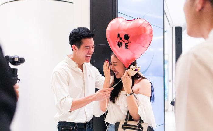 ถอดบทเรียน Singstagram Surprise สร้าง Brand Experience ผ่านแคมเปญ Love Is In The Air จาก Emporium Department Store