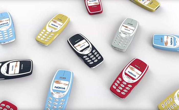 โนเกีย เตรียมนำ Nokia 3310 กลับมาขายอีกครั้ง