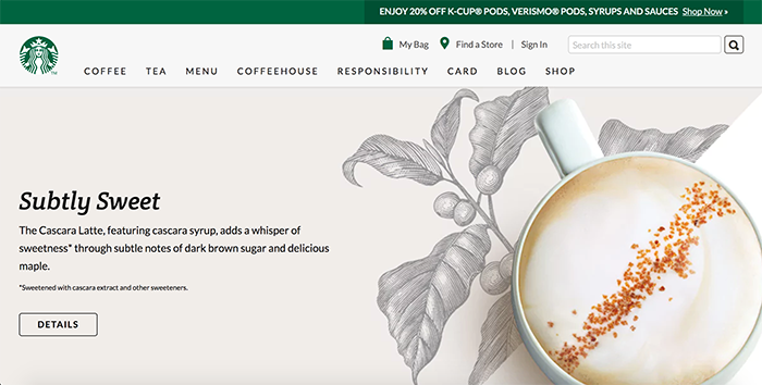 starbucks-website