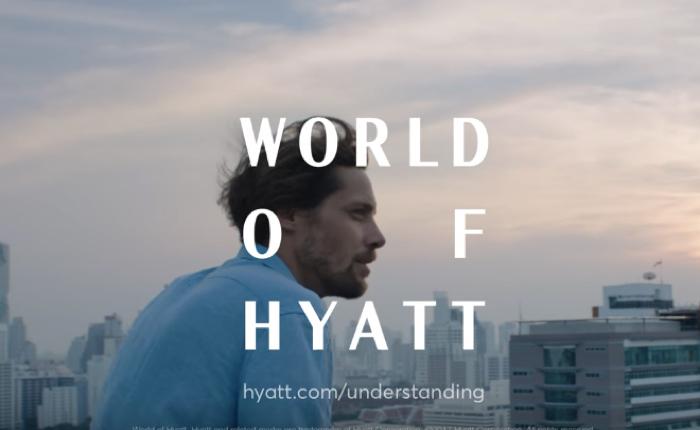 โฆษณาอบอุ่นจากโรงแรม Hyatt กู่ร้องว่าในโลกที่แสนโหดร้ายนี้ต้องการความรัก…เดี๋ยวนี้!