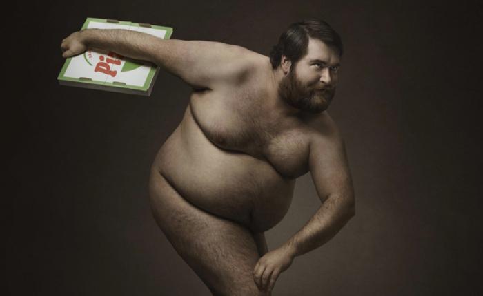 ฟิตเนสส่งโฆษณาชวนฮา ทวงเป้าหมายคนอวบๆ ที่อยากผอม!