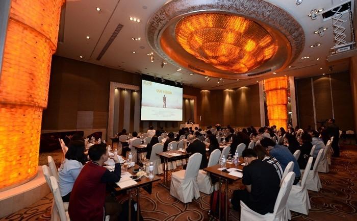 """งานสัมมนา """"เตรียมความพร้อมสู่การบริหารจัดการโลจิสติกส์ที่มีความเป็นเลิศ"""" ยกระดับผู้ให้บริการโลจิสติกส์ของไทย และผู้ประกอบการค้าระหว่างประเทศ"""