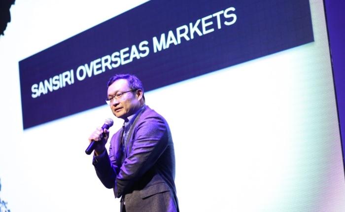 แสนสิริ ชูกลยุทธ์ Social Media Marketing เดินเครื่องบุกตลาดต่างประเทศ