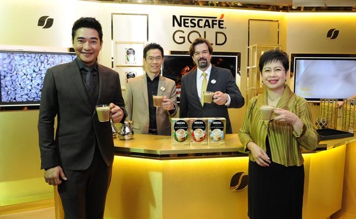 เนสกาแฟโกลด์ ใหม่ ยกระดับตลาดกาแฟพรีเมี่ยม