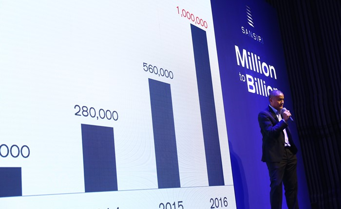 Million to Billion จากก้าวแรกสู่ล้านไลค์ เปิดแนวคิดเบื้องหลังความสำเร็จที่ไม่ใช่แค่เรื่องของจำนวน แสนสิริ Facebook Fanpage