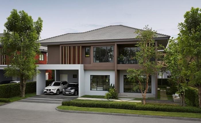 """แสนสิริเผยแผนเปิด 11 โครงการแนวราบปี'60 มูลค่ารวม 19,300 ลบ. ชูไฮไลท์เปิดตัว """"บ้านแสนสิริ"""" แบรนด์บ้านเดี่ยวเซกเมนต์สูงสุด"""