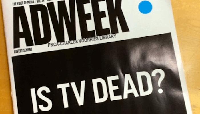 เมื่อ TV ไม่ได้ตาย แต่ปรับเปลี่ยนรูปแบบเพื่ออนาคต