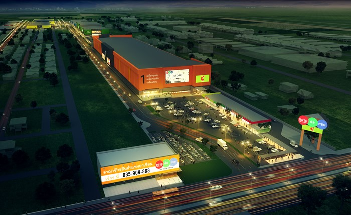 TCC LAND ทุ่ม 6 พันล้าน ดัน SMEs ไทยสู่อาเซียน ผ่านโครงการ ตลาดกลางการค้าแห่งภูมิภาคอาเซียน AEC Trade Center