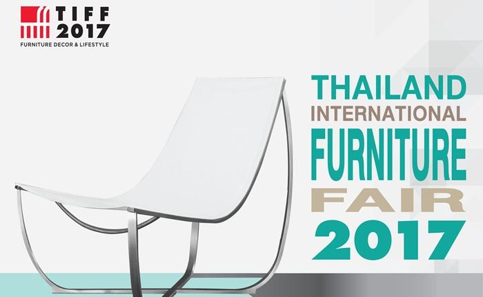 """จุดประกายไอเดียแต่งบ้านกับเฟอร์นิเจอร์อินเทรนด์ ในงาน """"TIFF 2017"""""""