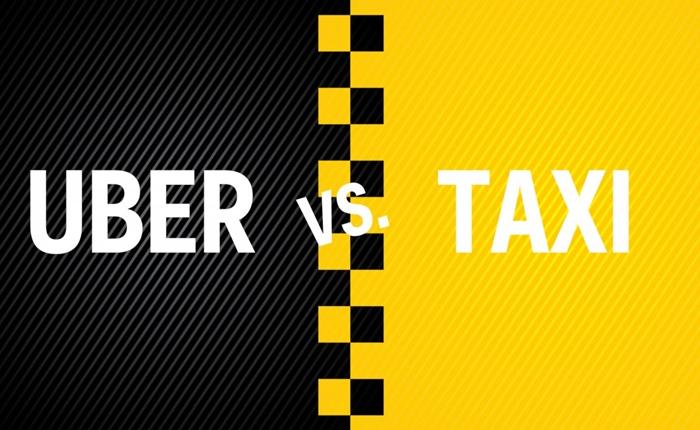 Uber VS กฎระเบียบของไทย นโยบาย Thailand 4.0 อยู่ในมือทุกคน