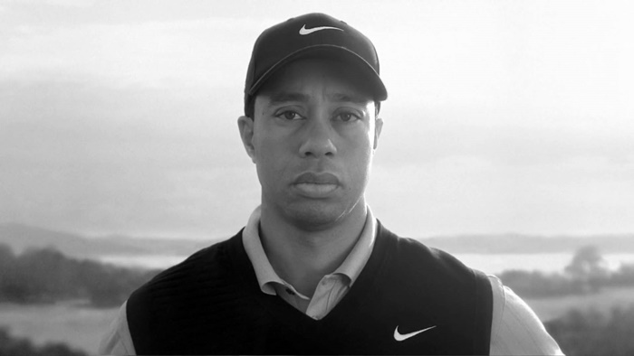 Woods and Nike