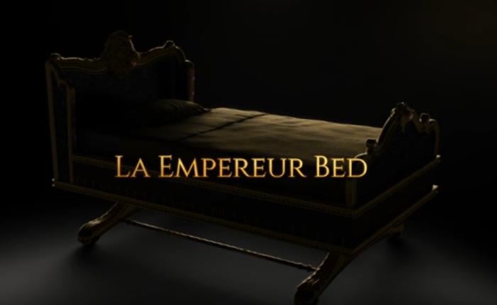 พาชมเตียงที่แพงที่สุดในโลก แต่กลับเป็นงานขายโครงการอสังหาฯ