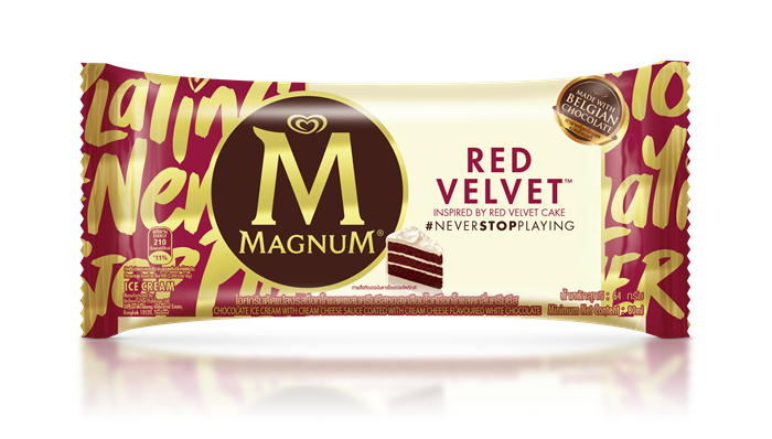 2. Magnum Red Velvet - Package