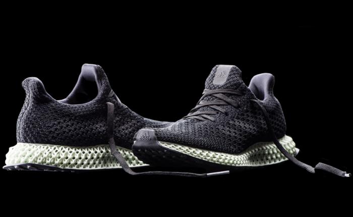 อดิดาสเอาจริงจับมือบริษัท 3D Printing สร้างโครงการ  'Futurecraft 4D'  รองเท้าแห่งอนาคต