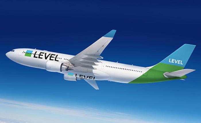 LEVEL สายการบินสำหรับคนยุคใหม่ ใช้ตัวย่อสื่อความฮิปสุดมินิมอล