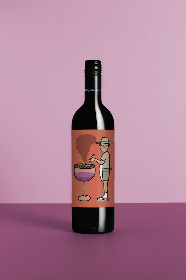 8-Illustrator-JeanJullien-Majestic-Wine-Labels