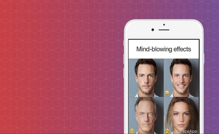 เจ๋งอะ!!! คนดังหลายคนเริ่มสนุกกับ Face App แอพฯ เซลฟี่ใหม่