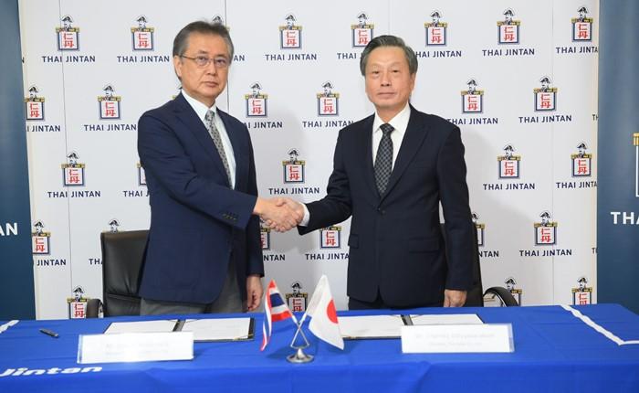 สองบริษัทใหญ่ โมริชิตะ ยินตัน จากญี่ปุ่นและไทยยินตัน ผลึกกำลังเดินหน้าเพิ่มไลน์การจำหน่ายผลิตภัณฑ์นวัตกรรมญี่ปุ่นสู่ผู้บริโภคในไทยและ AEC