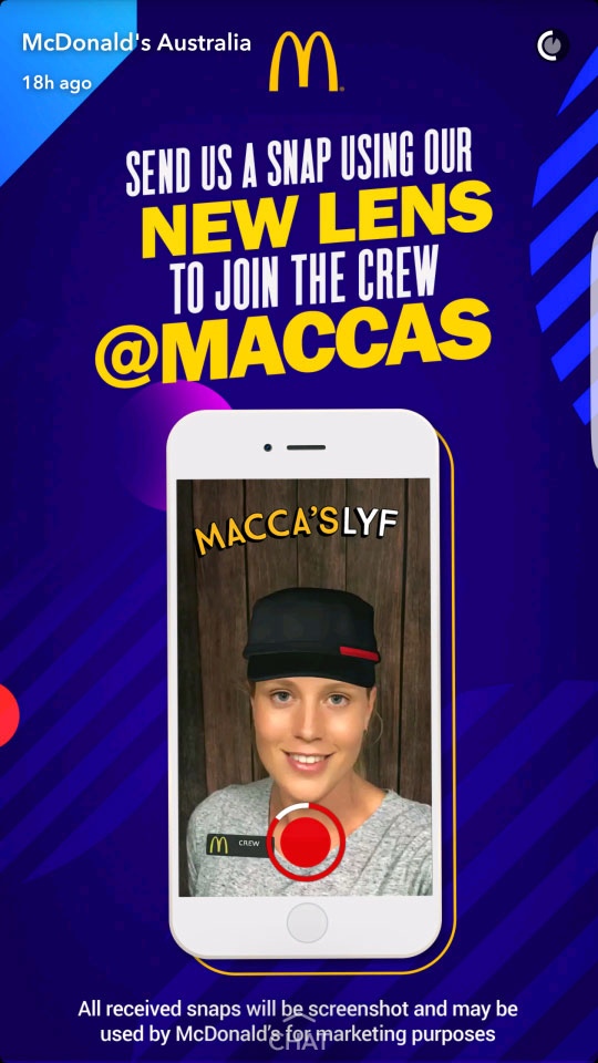 australia-maccas-snapchat-snaplication