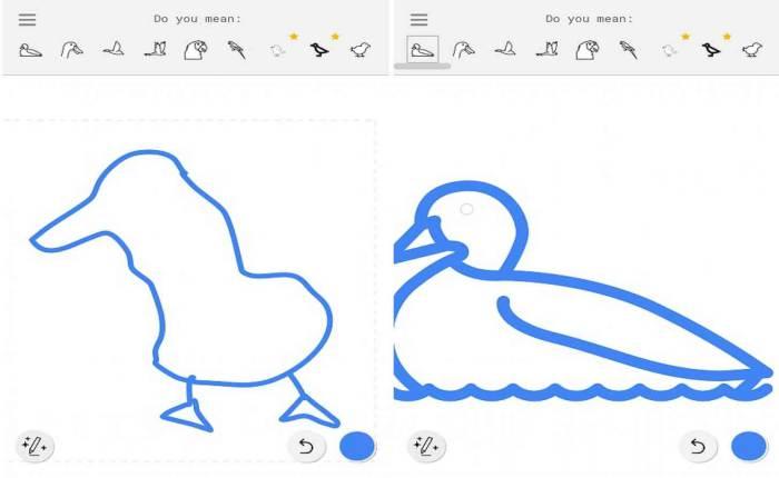 สกิลการวาดรูปติดลบ แล้วไง? วันนี้ Google ช่วยคุณได้…ลากเส้นมาลวกๆ ที่เหลือโปรแกรมจัดการให้