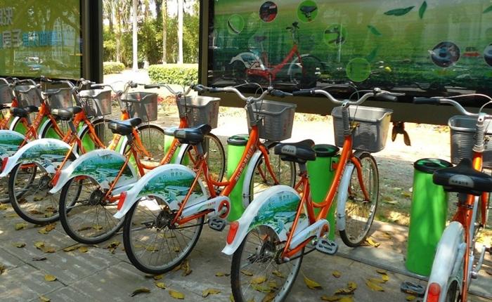 สตาร์ทอัพ จักรยานแชร์ริ่ง จีนแข่งขันกันดุเดือด จับตาเตรียมบุกตลาดนอก