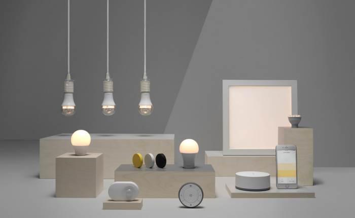 'หรี่ เปิด ปิด ตั้งเวลา หลอดไฟในบ้านผ่านมือถือ' อิเกียวางขายแล้ว 'Trådfri Smart Lighting' อีกขั้นสู่การสร้างบ้านแห่งอนาคต