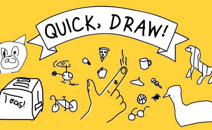 ให้ 30 วินาที วาดให้ได้ ถ้านายแน่จริง! เกมวาดรูปจาก Google ลองเล่นแล้วเป็นอย่างไร มาแชร์กัน