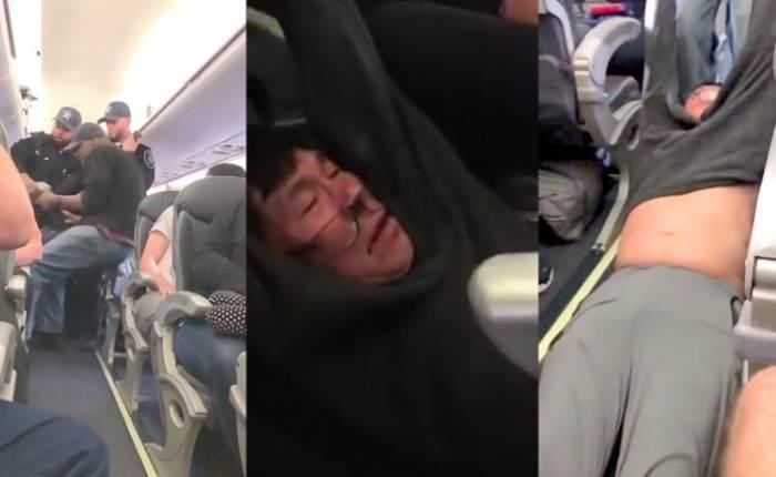 """แชร์กระฉ่อนโซเชียล """"โกลาหล United Airline ลากผู้โดยสารออกจากที่นั่ง เหตุ Overbooked"""" พังระดับนี้จะจบอย่างไร?"""
