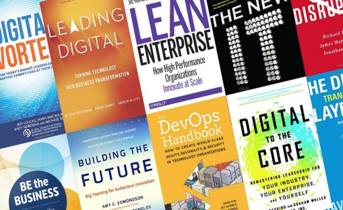 นักธุรกิจสาย IT ต้องอ่าน! 10 หนังสือธุรกิจเทคโนโลยีที่ต้องมีไว้ติดมือ คว้ากำไรในยุคดิจิทัล