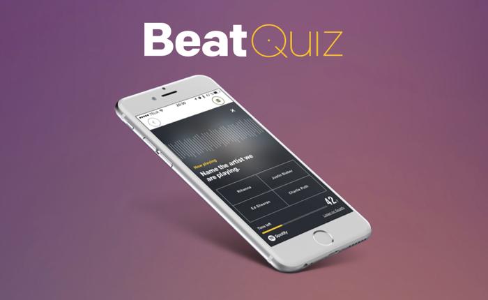 แมคส่งฟีเจอร์ BeatQuiz ในแอปฯ ของแบรนด์ ชวนลูกค้าแข่งกันทายเพลงที่กำลังเปิดในร้านกับเพื่อนๆ แบบเรียลไทม์