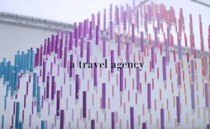บริษัทรถไฟฝรั่งเศสสร้างพิพิธภัณฑ์กลิ่นหอมละมุน ชวนคนดมจนถูกใจ แล้วตีตั๋วตามไปเที่ยวถึงสถานที่จริง