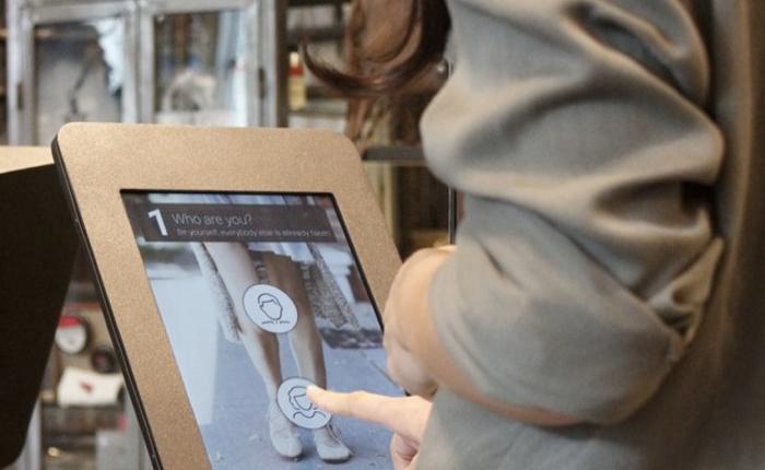 นวัตกรรมใหม่ของวงการแฟชั่น สแกนเท้าก่อนเดินเข้าร้าน มั่นใจซื้อแล้วถูกไซส์แน่นอน