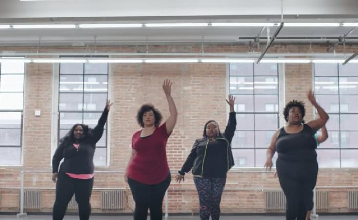 DOVE ได้พรีเซ็นเตอร์สาวมั่นเน็ตไอดอลจากช่อง FAT Girls Dance โชว์ว่าสาวตุ้ยนุ้ยก็เต้นได้แซ่บไม่แพ้ใคร