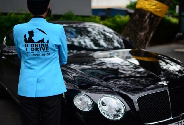 """เมาแล้วไม่ต้องขับ! คุยกับ CEO แห่ง """"U Drink I Drive"""" บริการเรียกพนักงานช่วยขับรถส่งถึงบ้าน"""