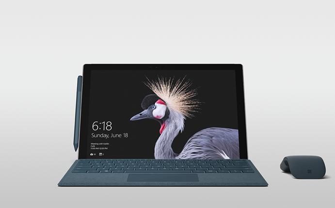 ไมโครซอฟต์ เผยโฉม Surface Pro เจเนอเรชั่นล่าสุดของผลิตภัณฑ์ตระกูล Surface
