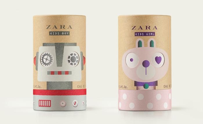 น่ารักแค่ไหนถามใจเธอดู แพ็กเกจน้ำหอมเด็กสุดคิวท์ โดย ZARA