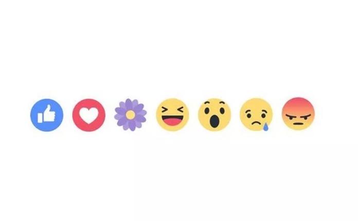เฉลยคำตอบ ทำไมปุ่มแสดงความรู้สึก Facebook ถึงขึ้นรูป ดอกไม้