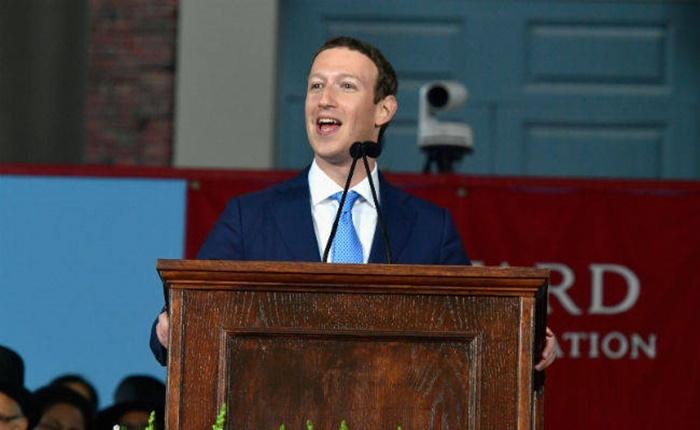 คุณสำนึกในเป้าหมายของคุณอยู่หรือเปล่า? ถอดใจความสุนทรพจน์ของ Mark Zuckerberg ให้กับนักศึกษา Harvard '17