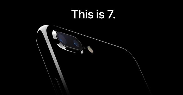 ปัจจุบัน iPhone 7 ยังคงเป็นรุ่นล่าสุดในสายไอโฟน