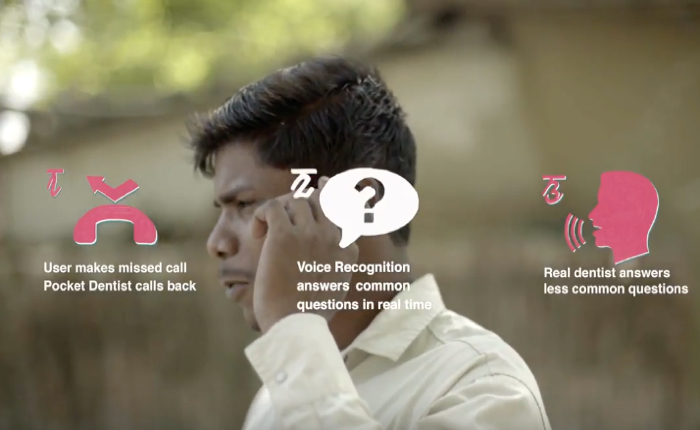 คอลเกต ชวนชาวชนบทอินเดีย ใช้ Missed Call หาความรู้เรื่องช่องปาก