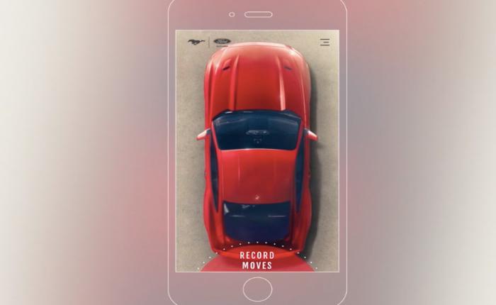 ฟอร์ดใช้เว็บแอปฯ บนมือถือ ชวนลูกค้าขึ้นรถขับแล้วดริฟท์ได้ดังใจ