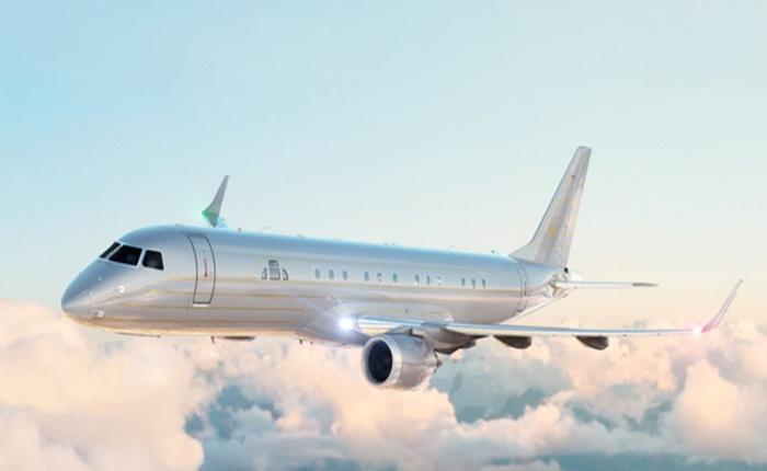 ชมเครื่องบินเจ็ทดีไซน์วินเทจสุดหรู สนนราคา 83 ล้านดอลลาร์! เนรมิตแด่มหาเศรษฐี