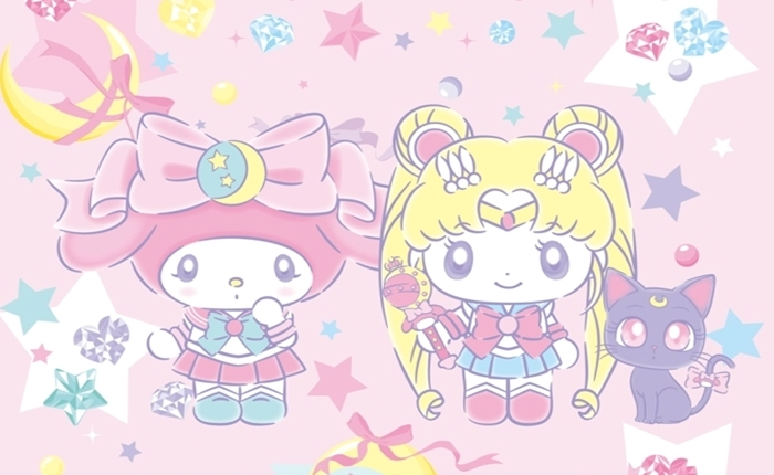 ความแบ๊วบังเกิด~! เมื่อ Sanrio จับมือกับ Sailor Moon ออกสินค้าสุดน่ารักที่เห็นแล้วใจสั่น